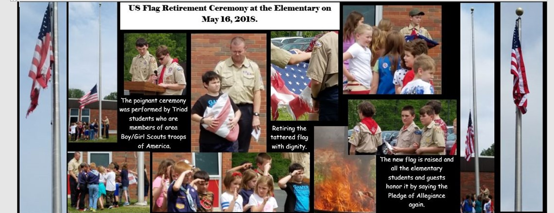 Flag Retirement