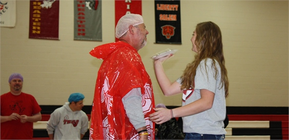 Pie in the Face Day!