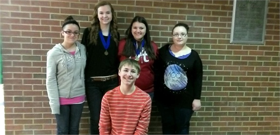 State Qualifiers from Regional History Day Competition.